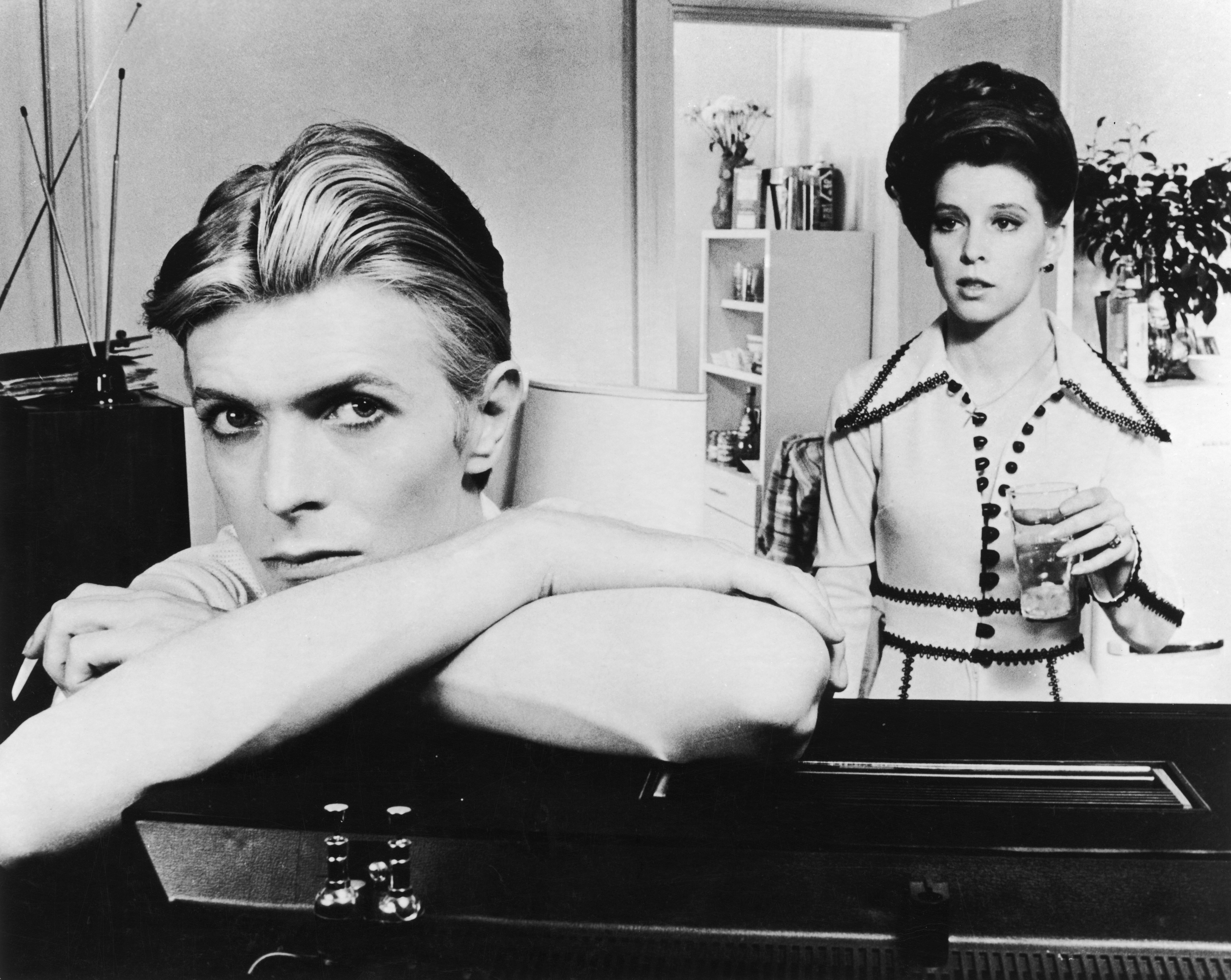 Bowie And Clark
