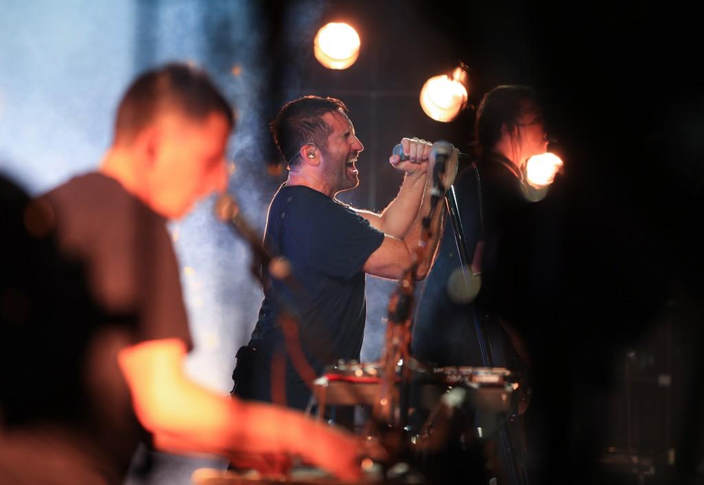 "Nine Inch Nails' ""Head Like a Hole"" Scores New 'Gears 5' Trailer"