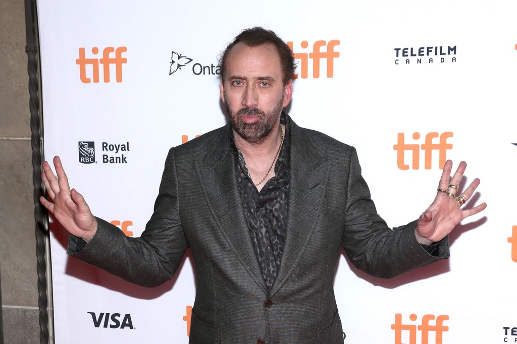 Nicolas Cage Credits Rob Zombie With Flaubert Quote, Talks Cobras and Literal Holy Grail Quest in New Interview