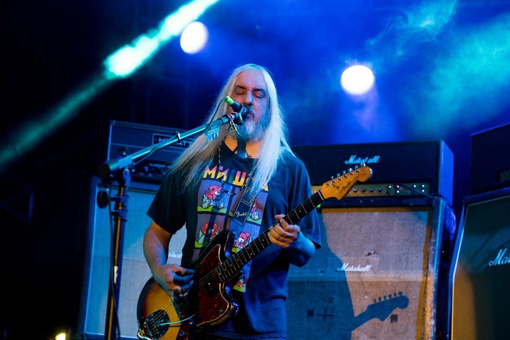 Here's J Mascis Singing Tom Petty at Dinosaur Jr.'s Rock Camp