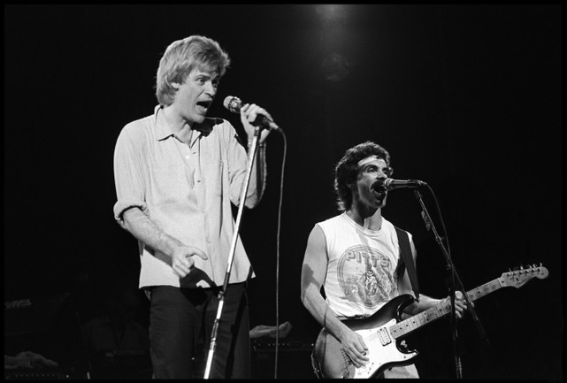 Hall And Oates Perform In London