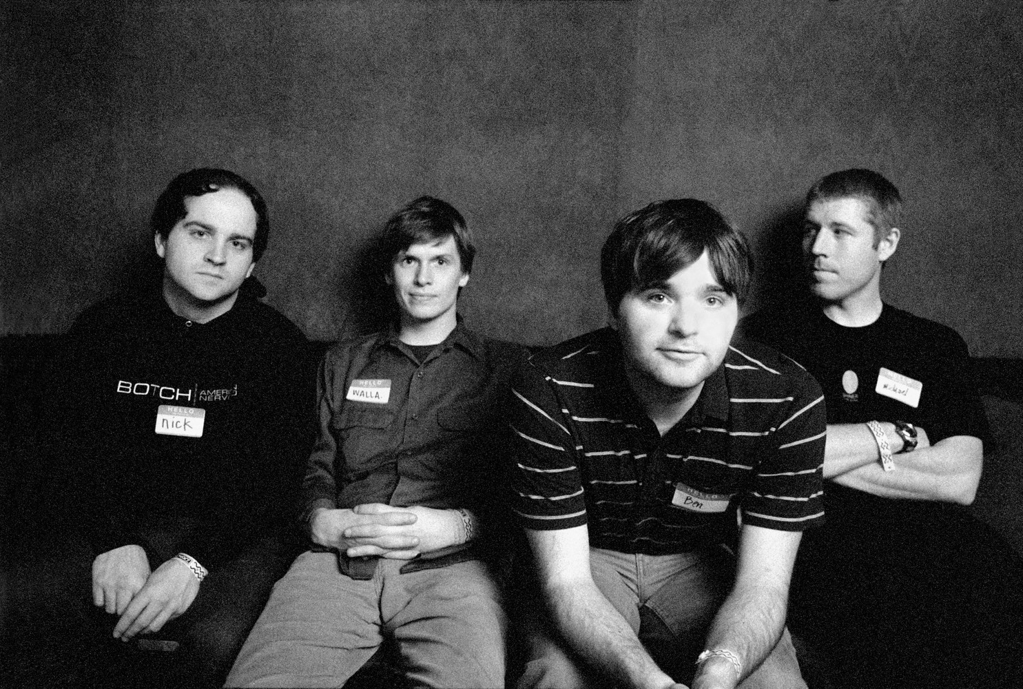 Death Cab for Cutie: Our 2005 Cover Story