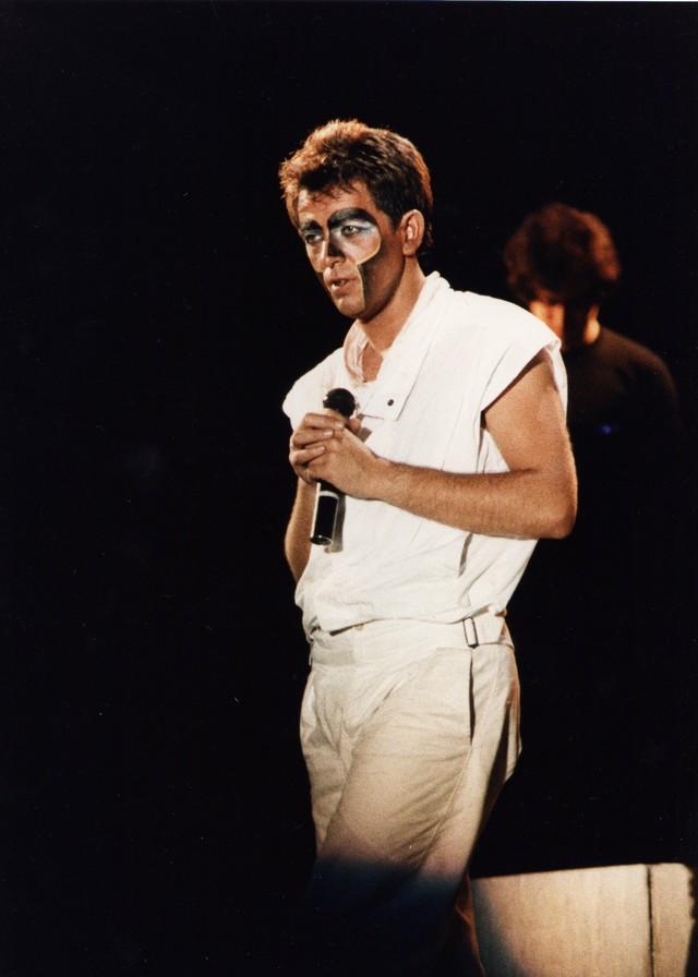 Peter Gabriel Performs At Selhurst Park In London