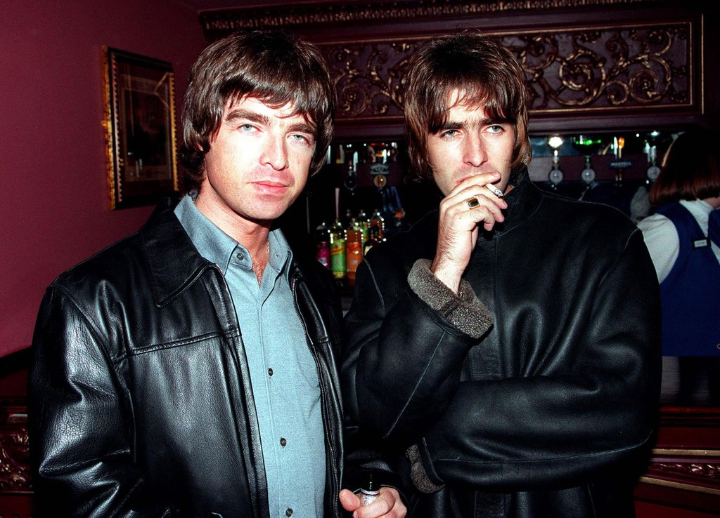 Remember When Liam and Noel Gallagher Still Loved Each Other?