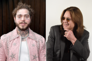 Post Malone's New Album Features Ozzy Osbourne