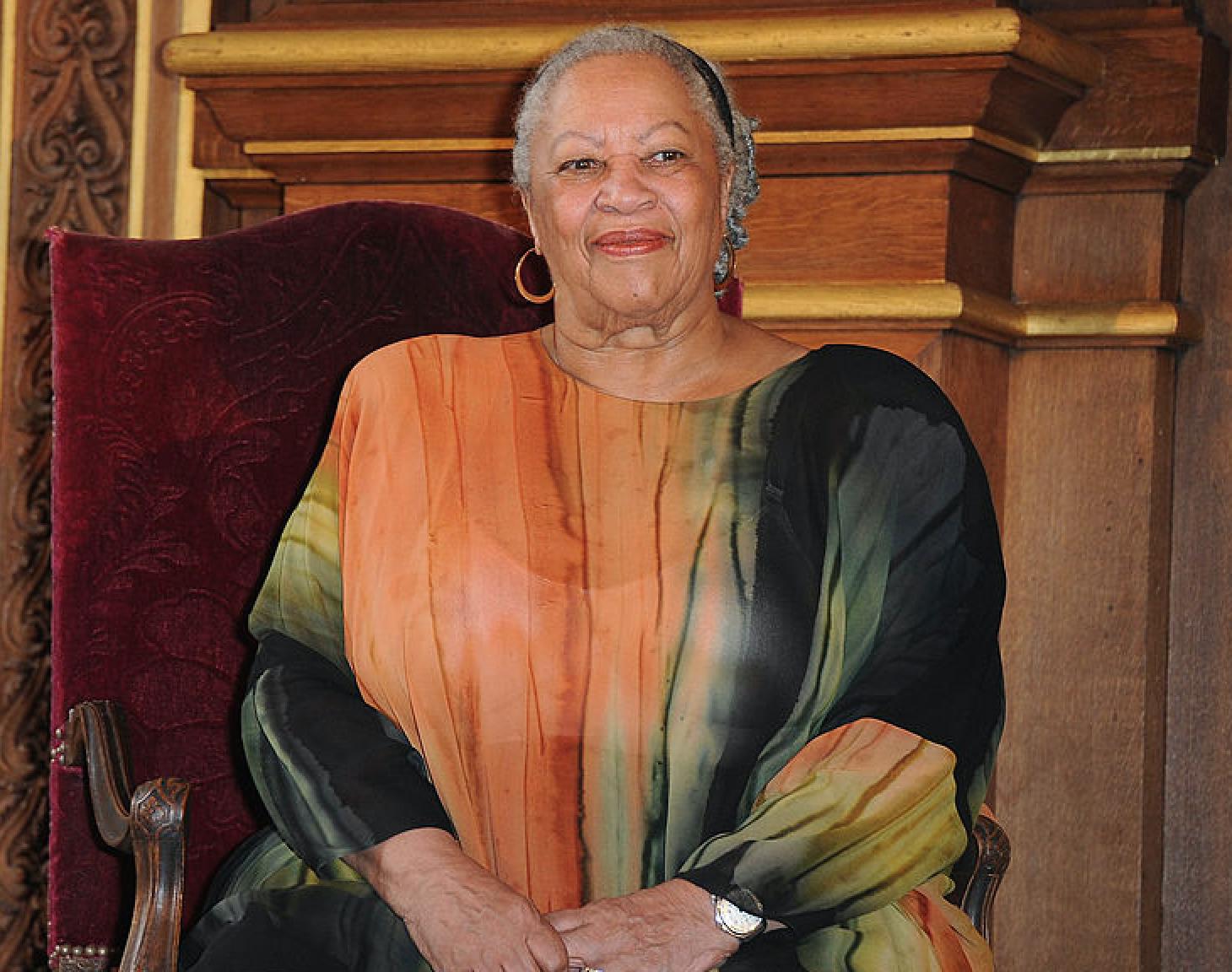 Toni Morrison Dead 88