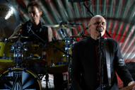 "Watch Smashing Pumpkins Perform ""Knights of Malta"" on <i>Colbert</i>"