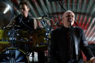 "Watch Smashing Pumpkins Perform ""Knights of Malta"" on <i>Colbert</i>"