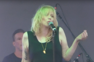Watch Courtney Love Perform Hole Songs, Cover Fleetwood Mac and Echo and the Bunnymen