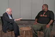Watch Bernie Sanders and Killer Mike Talk Progressivism in New Interview