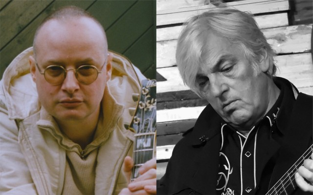 Robyn Hitchcock e Andy Partridge, in arrivo un Ep collaborativo