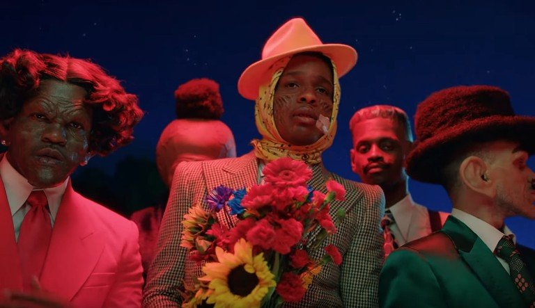 asap rocky video babushka boi