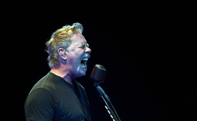 James Hetfield Calls Woman Who Played Metallica to Scare Cougar