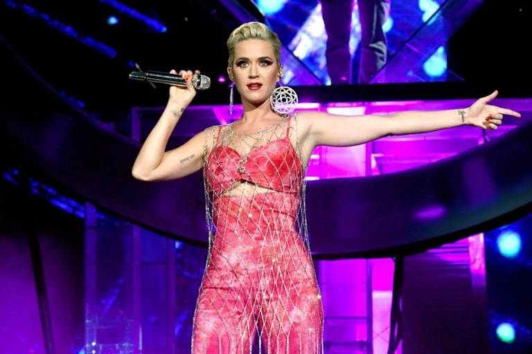 """Katy Perry Accused of Sexual Harassment by """"Teenage Dream"""" Co-Star"""