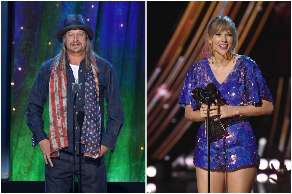 Kid Rock Makes Gross Accusation in Tweet Slamming Taylor Swift's Politics