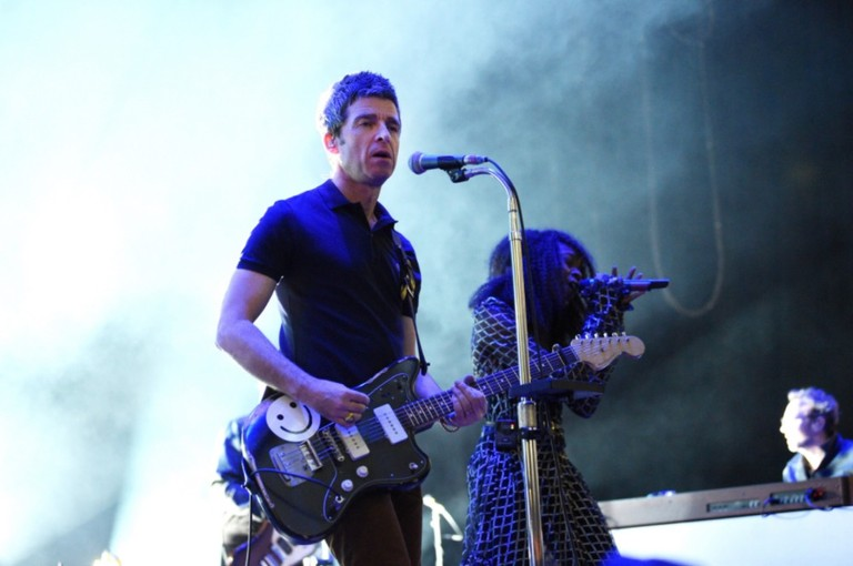 Noel Gallagher on Eminem, 'Master Chef,' and Leaving London
