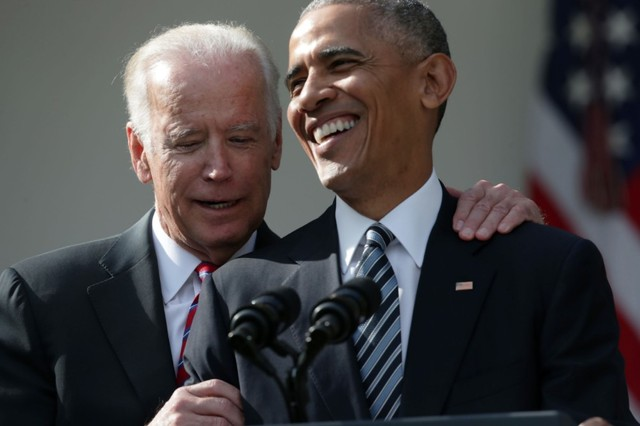 Obama Tried to Talk Biden Out of Running in 2020