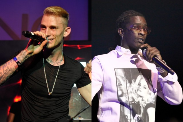 Young Thug Tainted a Perfectly Good 'So Much Fun' Song With a Machine Gun Kelly Verse