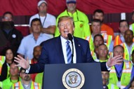 Things Trump Talked About Besides Energy At His Address to Energy Workers