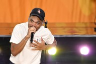Chance the Rapper in Talks to Join <i> Sesame Street</i> Live-Action Movie Cast