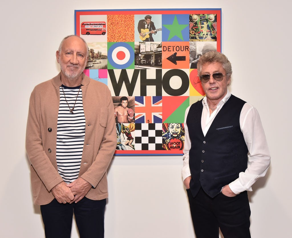 """The Who Detail New Album 'Who,' Release """"Ball and Chain"""": Listen"""