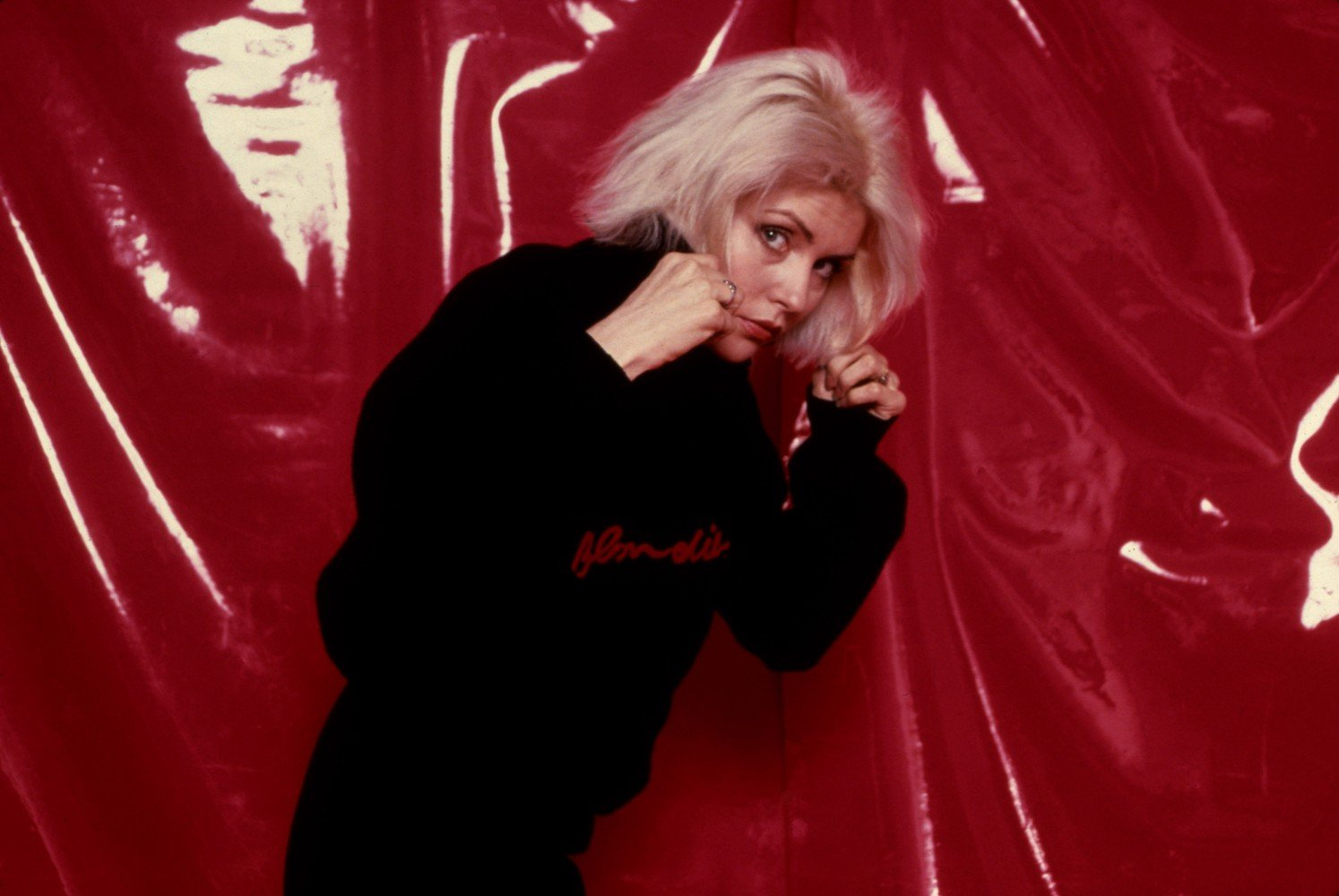 Blondie: Our 1986 Cover Story