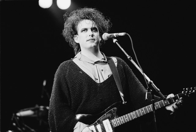 The Cure 1990