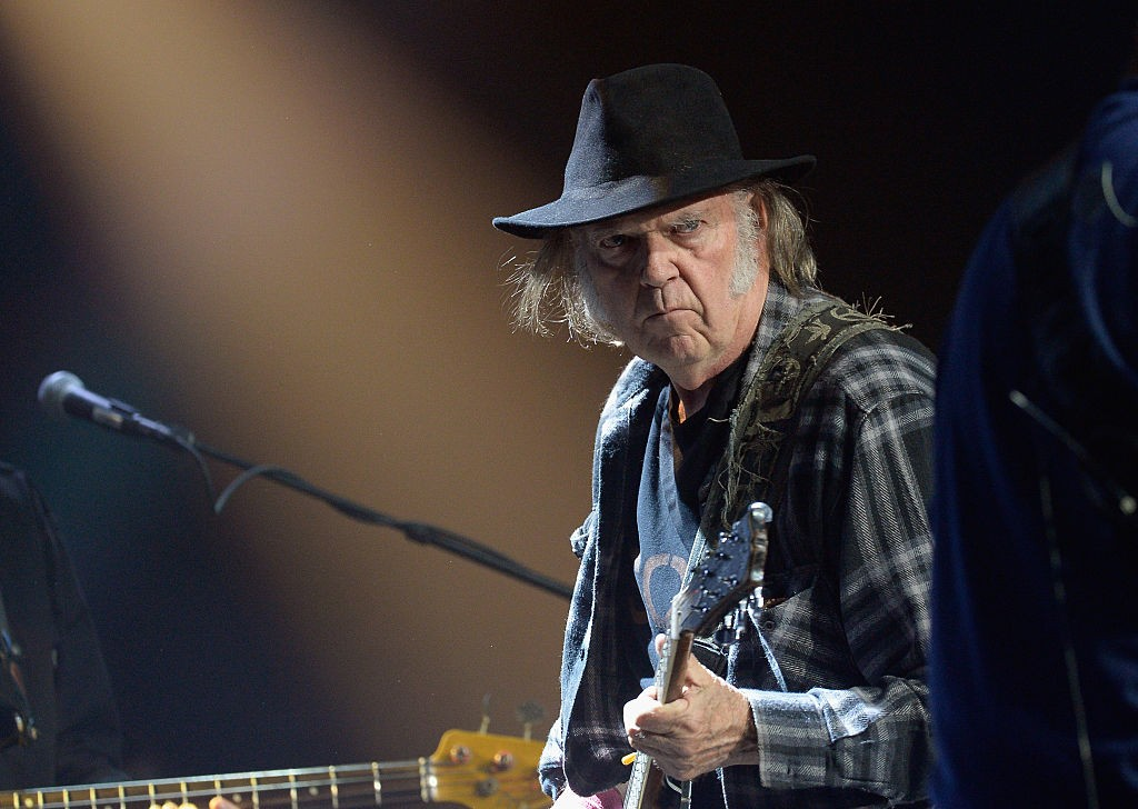 Neil Young Crazy Horse