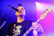 "Blink-182's Mark Hoppus Remembers Ric Ocasek With ""Creepy"" Cover of The Cars' ""Just What I Needed"""