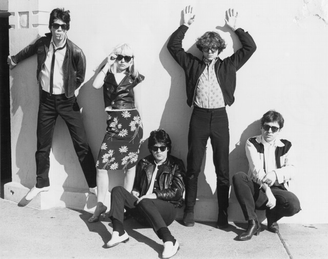 Blondie Portrait Session At Griffith Observatory