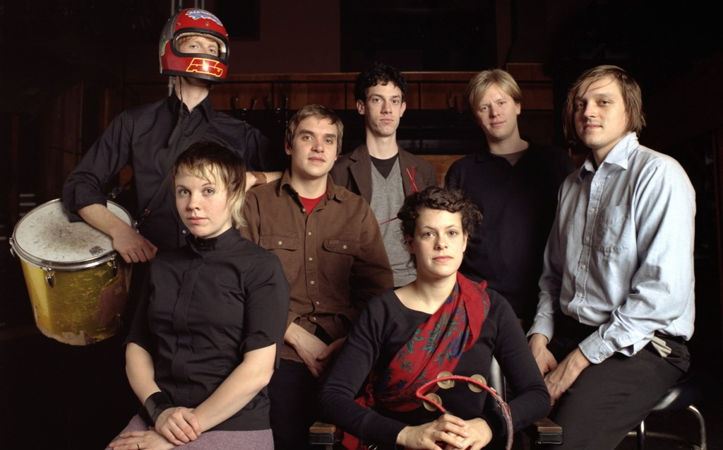 Arcade Fire: Our 2006 Interview