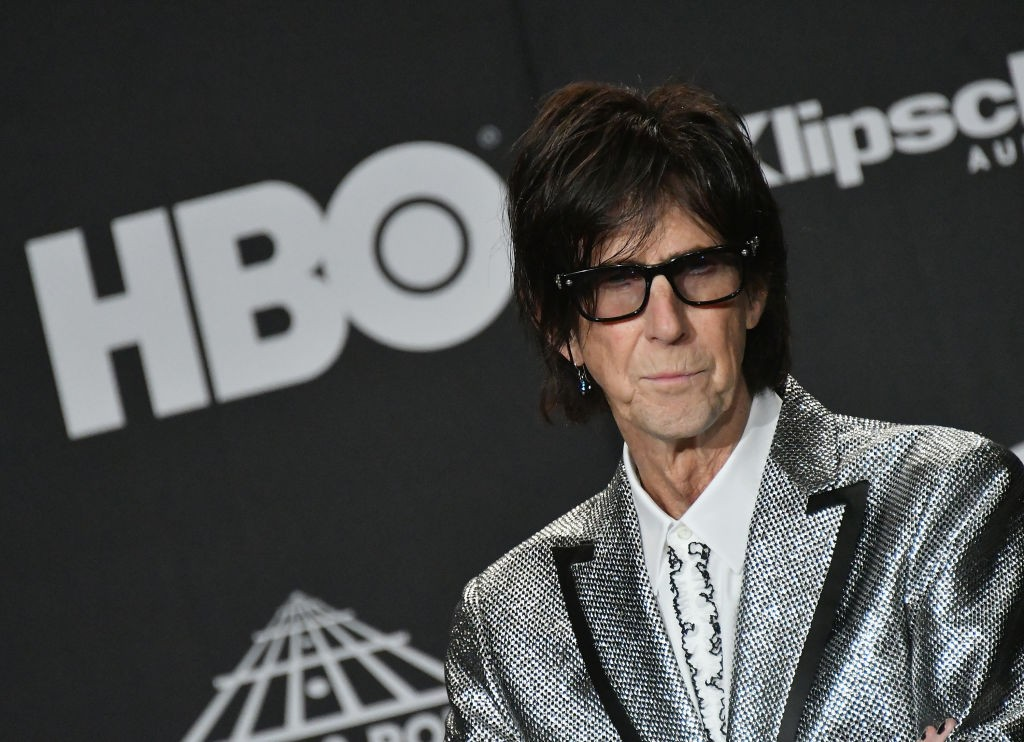 Weezer, Courtney Love, Billy Corgan, The Killers, More React to Ric Ocasek's Death