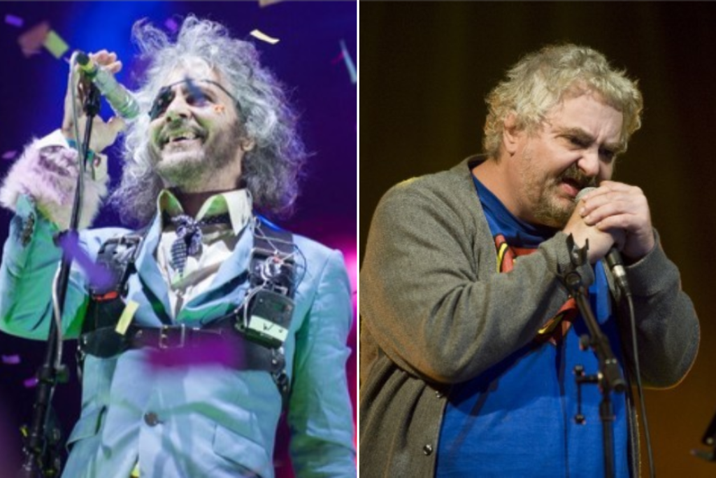 """Flaming Lips Cover Daniel Johnston's """"True Love Will Find You in the End"""": Video 