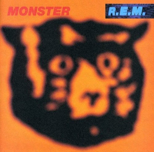 R.E.M. Monster album art