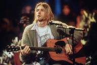 "Cobain Estate Launches ""Kurt Was Here"" Clothing Line"