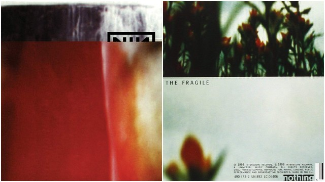 Nine Inch Nails The Fragile