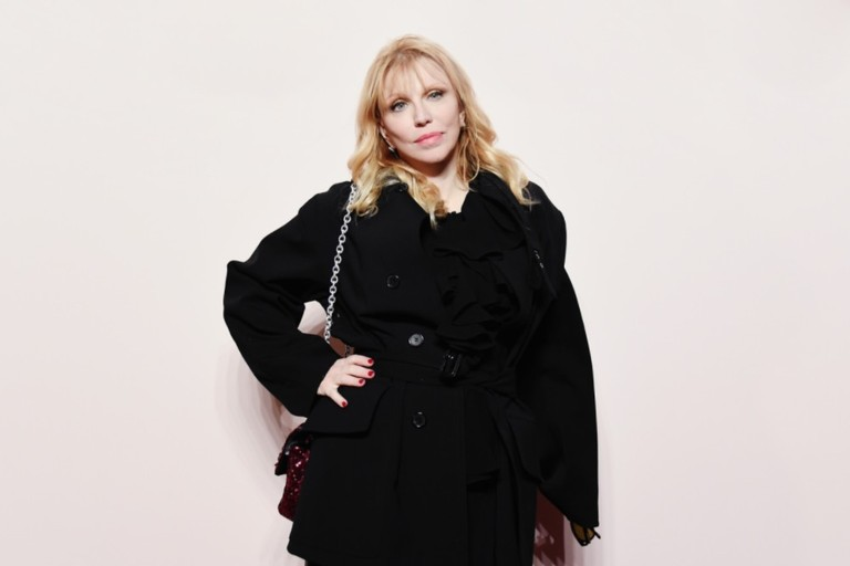 Courtney Love Turned Down $100,000 to Attend Joss Sackler's Fashion Show
