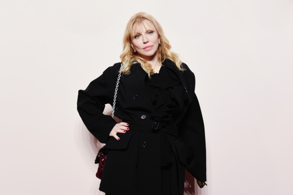 Courtney Love Says She Turned Down $100,00 to Attend Opioid Heiress's Fashion Show