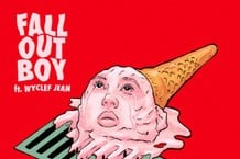 "Fall Out Boy Release ""Dear Future Self (Hands Up) ft. Wyclef Jean"
