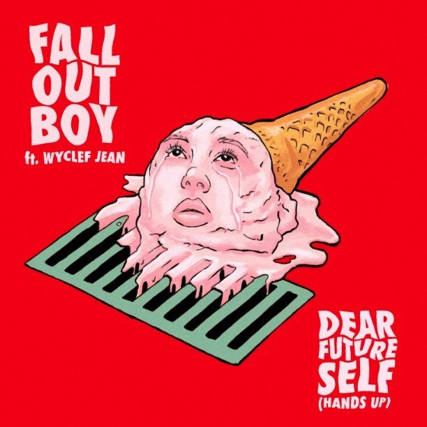 """Fall Out Boy Release """"Dear Future Self (Hands Up) ft. Wyclef Jean"""