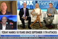 <i>Fox & Friends</i> Host Fixates on the Creepiest Detail of 9/11 Victim's Death