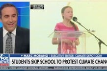 'Fox & Friends' Devote Segment to Smearing Greta Thunberg's Climate Activism