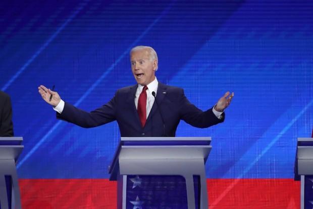 Joe Biden Was an Incoherent Mess During the Third Democratic Debate