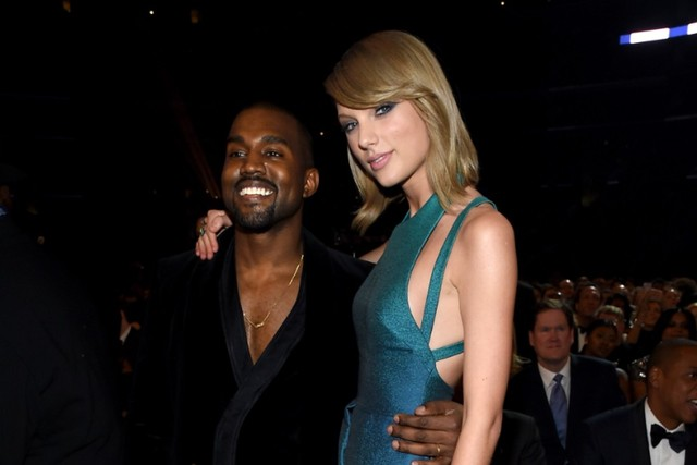 Taylor Swift won't make up with Kanye West