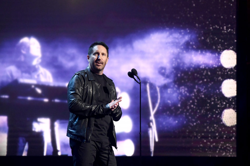 How The Cure Changed Trent Reznor's Mind About the Rock Hall