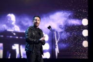 Trent Reznor Has Completely Changed His Mind About the Rock Hall
