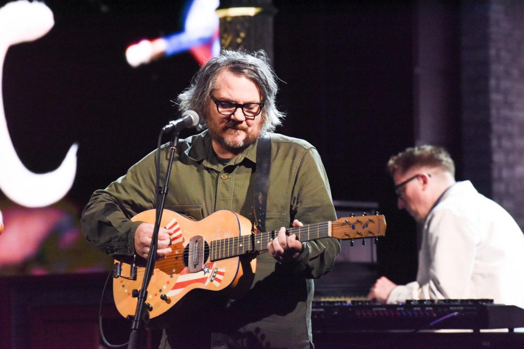 Wilco Get Reflective On New Album 'Ode To Joy'