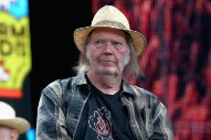 Neil Young and Crazy Horse Have a New Documentary Coming
