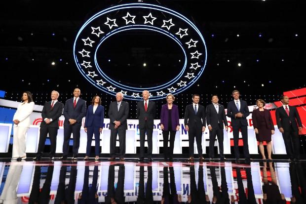 Who Won the Fourth Democratic Presidential Debate?