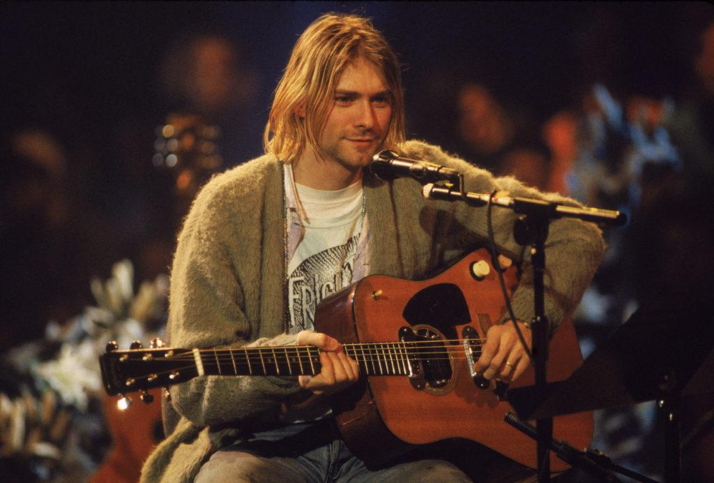 How Much Is Kurt Cobain's MTV 'Unplugged' Sweater Worth?